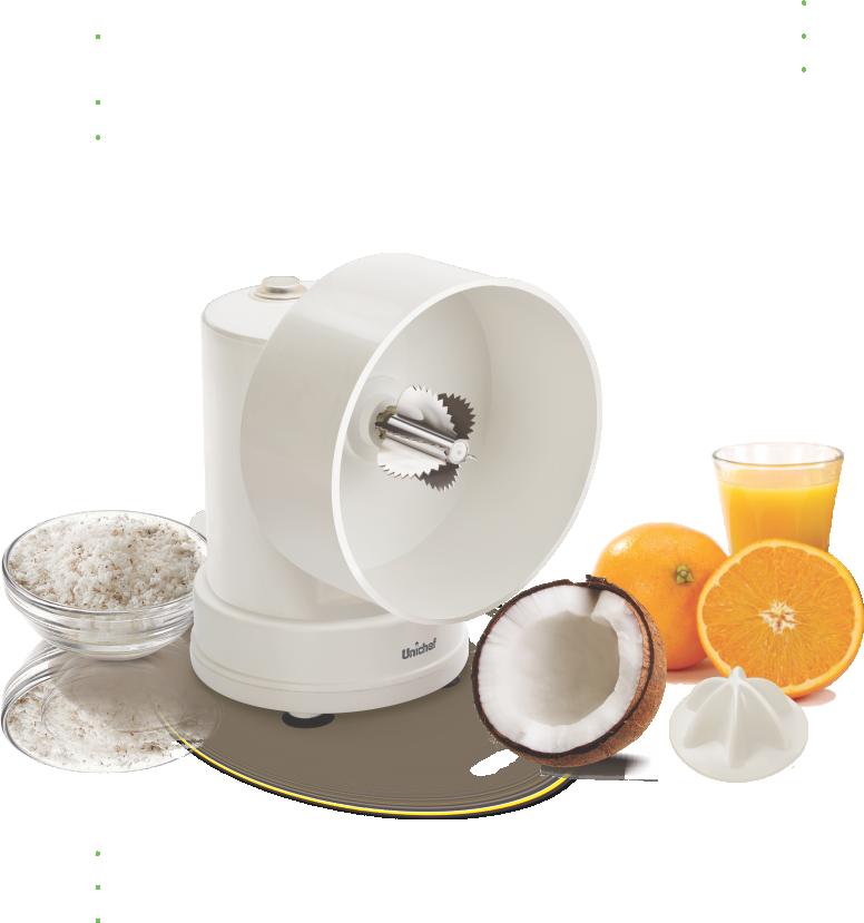 fb6a8495f Buy Electric Coconut Scraper Online India - Unichef